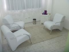 Sala de atendimento - consultório psicologia