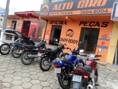 Alto giro moto pe�as e acess�rios oficina de motos em fazenda rio grande - foto 9