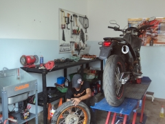 Alto giro moto pe�as e acess�rios oficina de motos em fazenda rio grande - foto 2