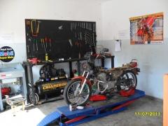 Alto giro moto peÇas e acessórios oficina de motos em fazenda rio grande - foto 14