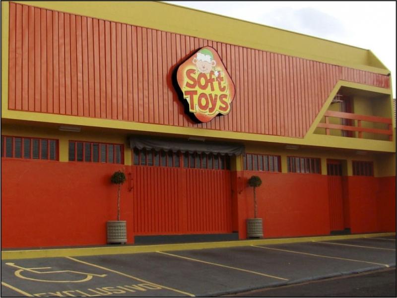 Soft Toys - Bichinhos Pelúcia Tradicionais e Promocionais