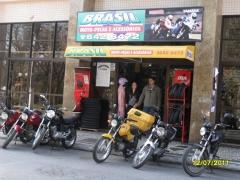 BRASIL MOTO PEÇAS ACESSÓRIOS OFICINA DE MOTOS EM RIO NEGRO - Foto 9