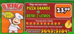 Foto 10 self-service - Skina Pizza Burger Restaurante Pizzaria Lanches Pizzas Calzones e Refei��es em rio Negro