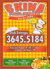 Foto 25 fast food - Skina Pizza Burger Restaurante Pizzaria Lanches Pizzas Calzones e RefeiÇÕes em rio Negro