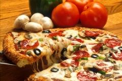 Foto 1 fast food - Skina Pizza Burger Restaurante Pizzaria Lanches Pizzas Calzones e RefeiÇÕes em rio Negro