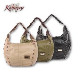 Bolsas femininas em couro legítimo - kabupy