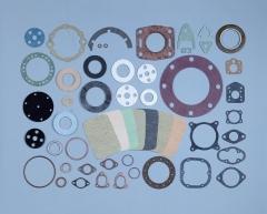 Juntas Cortadas STAMPFLEX® materiais diversos para vedação plena.