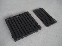 Estrados de plastico  50 x 50 x 5 cm e 50 x 25 x 2,5 cm