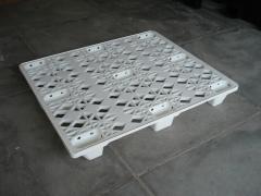 Palete / pallets de plastico  120 x 100 x 14 cm