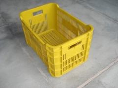 Caixas plasticas vazadas