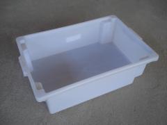Caixas de plastico para frigorifico / pescado