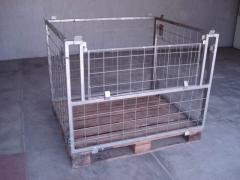 Rack aramado desmontavel 100 x 120 x 85 cm ou conf medida cliente