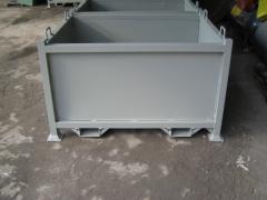 Caixas metalicas ( aço) conforme dimensão do cliente