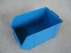 Caixa bins de plasticos - diversos tamanhos .