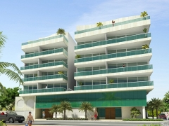 Apartamentos na Enseada Azul em Guarapari