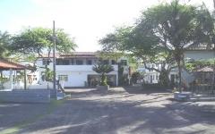 Fachada - hotel pousada terras do sem fim - ilh�us - bahia