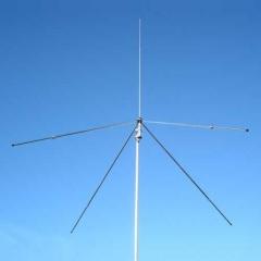 Antena px base plano terra 1/4 de onda