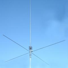 Antena PX Base Plano Terra 5/8 de Onda