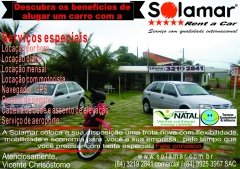 Foto 2 veículos no Rio Grande do Norte - Solamar Rent a car - Natal/rn