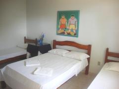 Apartamento triplo/quádruplo