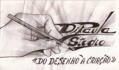 DI PAULA STUDIO - DO DESENHO À CRIAÇÃO - Foto 1