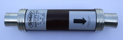 Fusível hh tipo duk7 contato diâmetro 55 mm x c.c. 350 mm