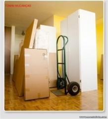 Foto 55 mudanças - Transportadora Tonini MudanÇas e Guarda-móveis