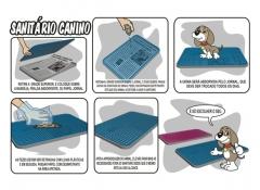 Sanitário Canino! O Sanitário do seu Cão!