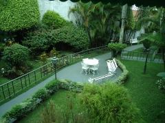Nosso belo jardim