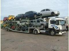 Transporte de veiculos