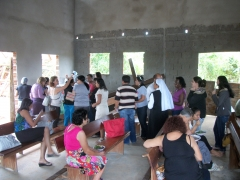 Foto 9 religião no Minas Gerais - Santúario de Santo Expedito e Nossa Senhora Destadora dos nós