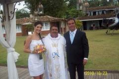 Sant�ario de santo expedito e nossa senhora destadora dos n�s - foto 13