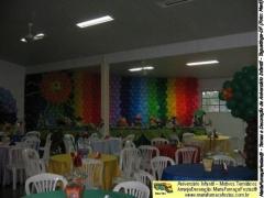 Tema primavera / jardim encantado para decorar a sua festa de aniversário infantil com a qualidade da maria fumaça festas. saiba mais acessando nosso portal em www.mariafumacafestas.com.br