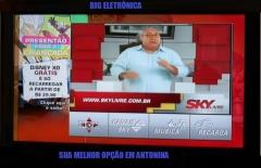 Big eletrÔnica venda e instalaÇÃo de antenas sky livre e som automotivo eletronica geral em antonina - foto 6