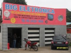 Big eletrÔnica venda e instalaÇÃo de antenas sky livre e som automotivo eletronica geral em antonina - foto 1