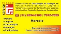 Vigdan service - cartão de visita