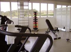 Sala de musculação