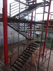 Escada ambev