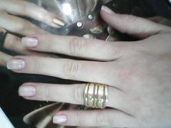 Foto 125 beleza e estética - Mega Hair (urias Ferreira) e  Unhas de gel  (mirian Ferreira) Unhas de Fibra de Vidro