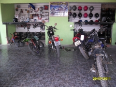 Shopping das motos oficina de motos moto peÇas e consertos de motos em antonina - foto 18