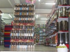LOJA MIL COISAS CENTRO UTILIDADES DOMESTICA PAPELARIA MATERIAL DE ESCRITORIO PAPELARIA DOCES LOJA DE PRESENTES BRINQUEDOS FERRAMENTAS EM PARANAGUÁ - Foto 13