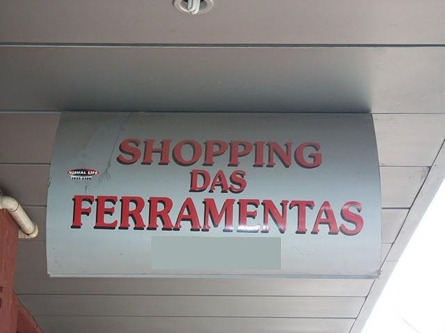 SHOPPING DAS FERRAMENTAS COMERCIAL LTDA