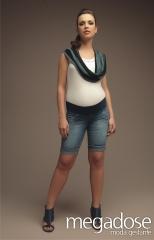 Bermudas jeans mega confortáveis e básicas coladinhas
