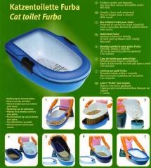 Manual de utilização do Sanitário Furba para Gatos