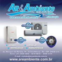 Ar e ambiente - climatização - foto 1