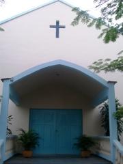 Frente da paróquia