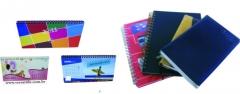 Calendários agendas e cadernos