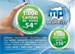 MEGA PIXEL GRÁFICA E COMUNICAÇÃO - Foto 1