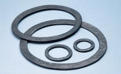Junta Patente STAMPFLEX® fabricados para vedação de portas, fornos e estufas; tampas de caldeiras; tubos e bujões.