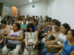 Escola de aprendizes do evangelho
